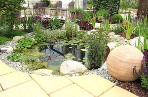 Pond Installer Airdrie Scotland (ML6)