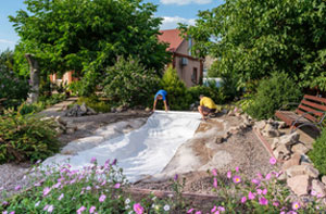 Pond Repair Airdrie (ML6)