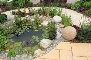 Pond Installer Bridlington East Yorkshire (YO15)